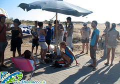 IMG_86788 (Streamer -  ) Tags: ocean sea people green beach nature ecology up israel movement garbage group cleanup clean scouts bags friday  nonprofit streamer initiative enviornment     ashkelon         ashqelon    volonteers