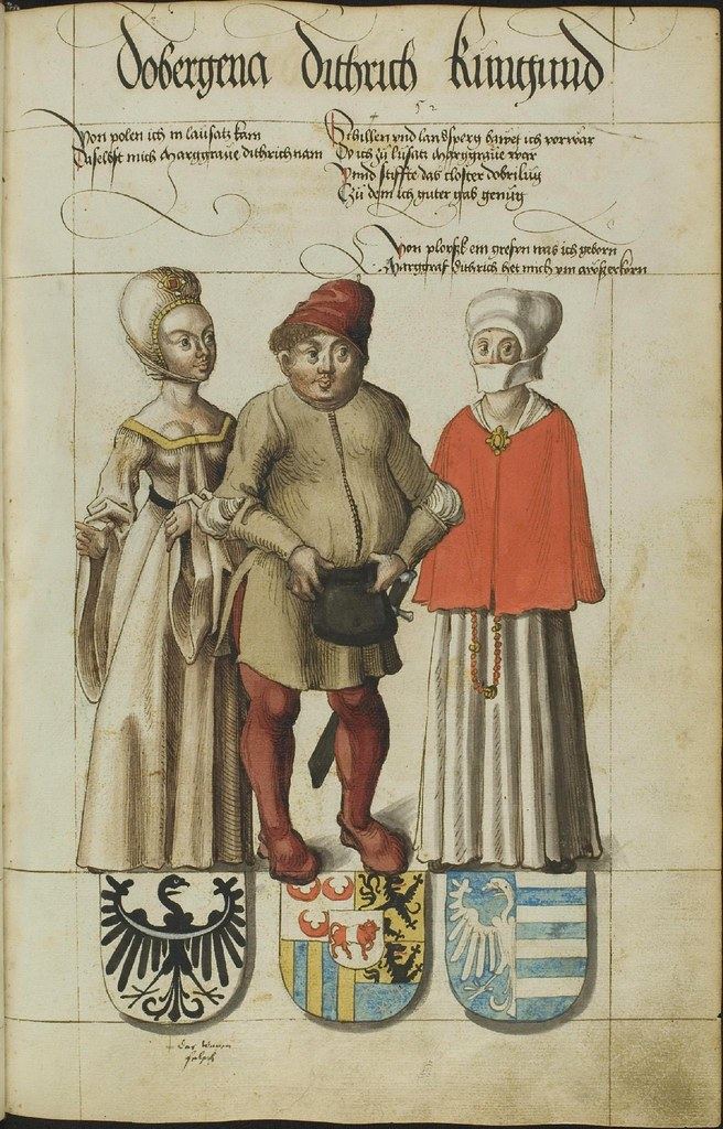 Saxony lineage f