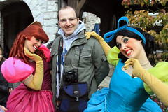 Meeting Anastasia and Drizella