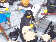 Lord of the Rings Custom Lego Moria 010