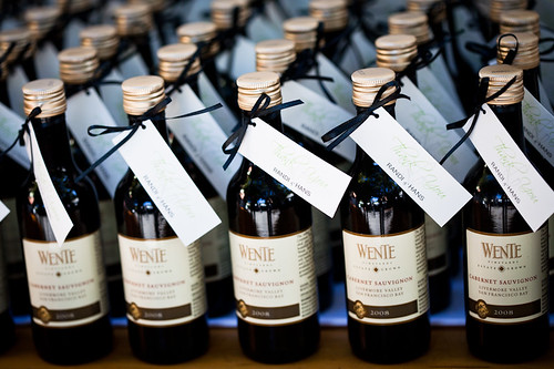 wine makes so many things divine including your wedding thank all of the of aged adults with bottles of your favorite wine also with custom labels