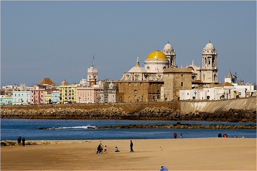 Enamorada de España,provincia de Cádiz