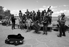 Música a la platja - by notarivs