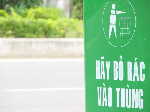 Da Nang Trash Can