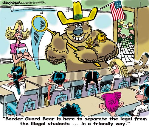Border Guard Bear