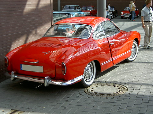 This photo also appears in. Porsche Cars (D) (Set) · VW Karmann (Set)