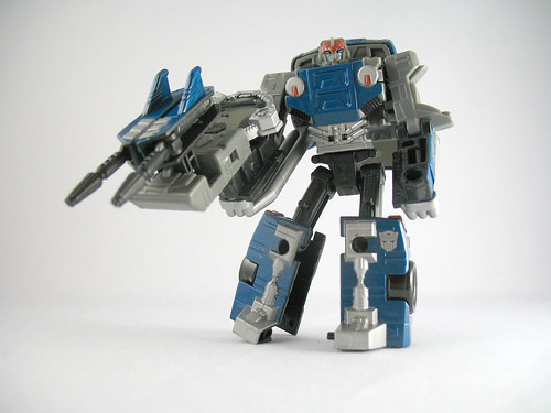 Transformers Sector 7 Clocker