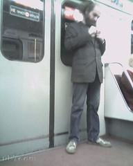 Perelman en el metro