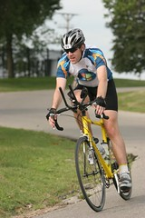 Lake Michigan Triathlon - Bike