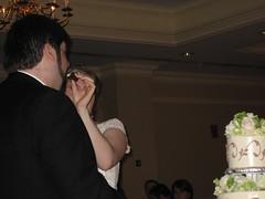 Cake Feed (spader) Tags: wedding reception eb sd600