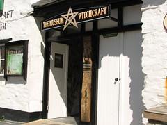Boscastle witchcraft museum (fuzzypurple) Tags: cornwall 2006 boscastle