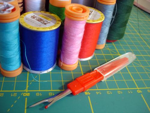desmanchador de costura/ caseador