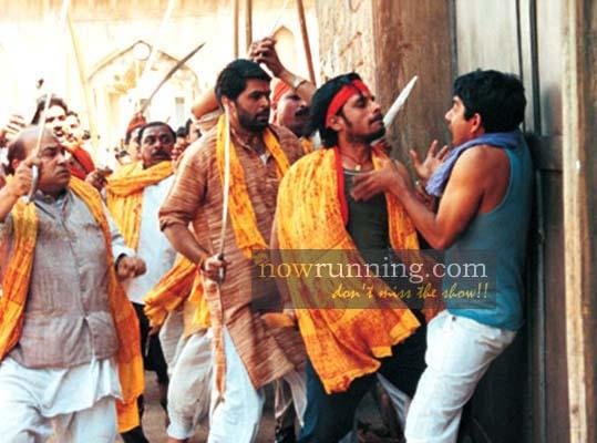 Hindu fascists in action