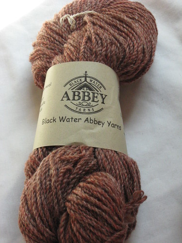Black Water Abbey Yarn - Quartz
