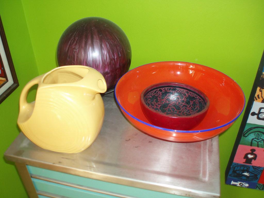 CHEZ ADDA dining room bowls
