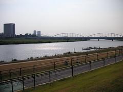 多摩川サイクリング(2007_08_29)