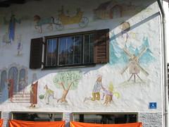Oberammergau (6) (jmpo01) Tags: maisons baviere oberammergau peintes