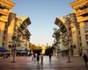 Montpellier, Antigone district par JRJ.