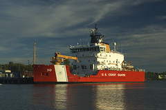 New USCG Cutter Mackinaw