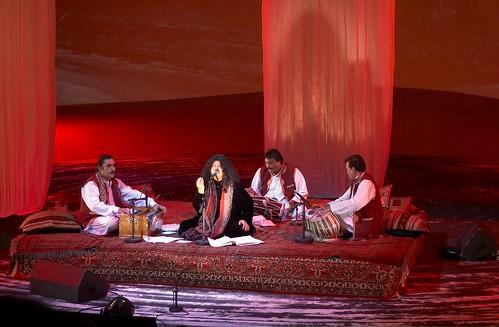 Abida Parveen concert 1