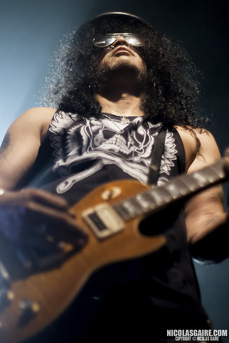 Slash @ Le Bataclan , Paris | 20.06.2010