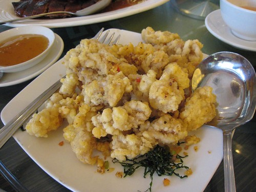 Salt and Pepper Squid 1