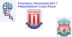 FM2011 Premier League Logos
