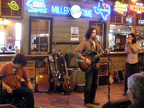 Porterdavis at Gruene Hall