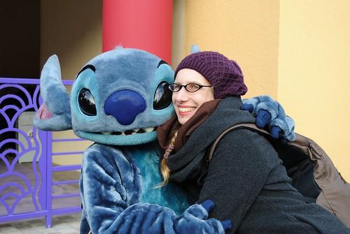with Stitch