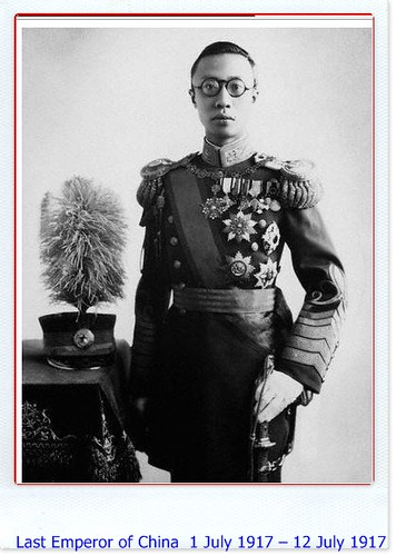 Last Emperor of China