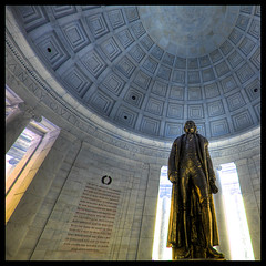 jefferson remembered (DocTony Photography) Tags: travel blue usa canon washingtondc dc washington memorial bravo searchthebest handheld jefferson hdr jeffersonmemorial 1022 blueribbon 30d blueribbonwinner magicdonkey interestingness107 outstandingshots abigfave artlibre superaplus aplusphoto superbmasterpiece doctony mercidoc