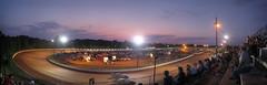 Lancaster Speedway Panorama Turn 4