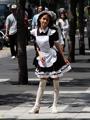 Maid Costume (DigiPub) Tags: costume cosplay  akihabara maid