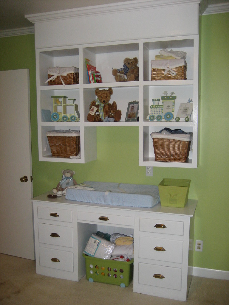 New room #2 - baby's room