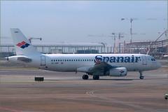 Spanair A320-232 EC-HRP
