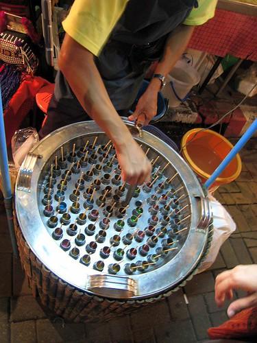 Popsicle vendor