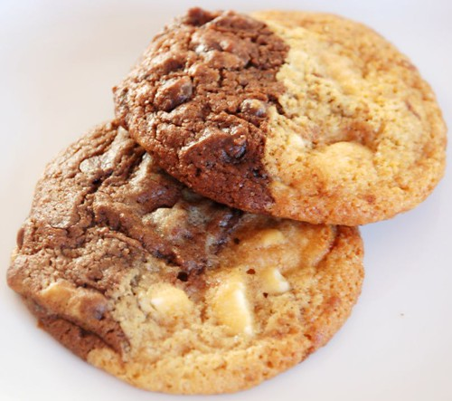kaffelattecookie