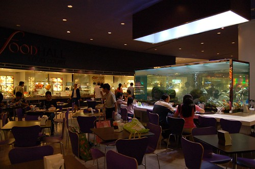 Siam Paragon Food Court