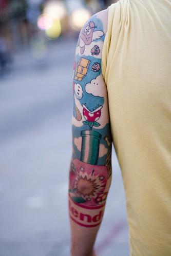 Tattoos (Set) · Most Interesting (Set)