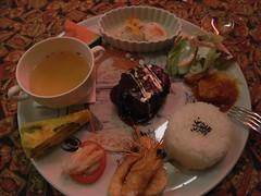 (furafuwa) Tags: dinner aomori hirosaki hirosakicity