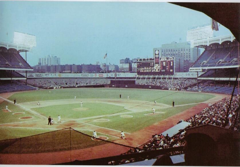 old yankee stadium pics