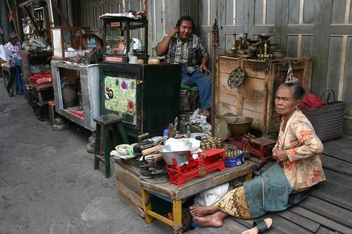 Yogya's main market