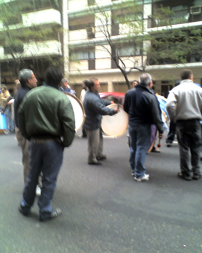UPCN Protest 1