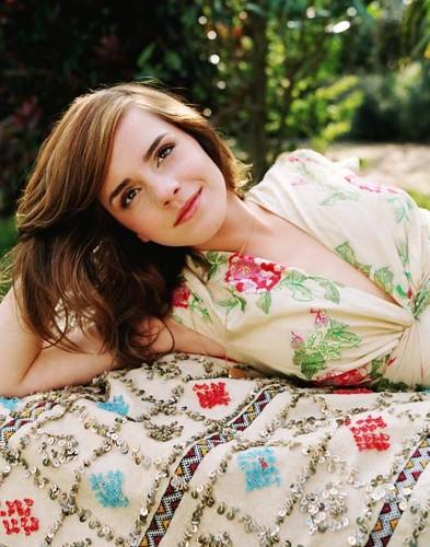 Emma Watson verano