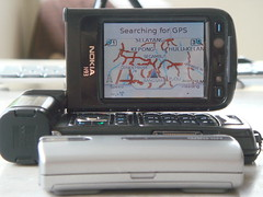 Nokia N93 with GPS MAP of Malaysia