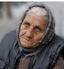 Beautiful Old Lady (IrishPics) Tags: street old streets face lines lady scarf hair bravo faces many gray story years cloths wrinkles soe weary سكس anawesomeshot superbmasterpiece supermasterpiece diamondclassphotographer