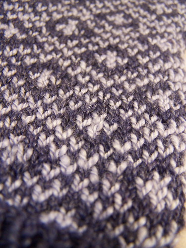 Endpaper mitts closeup - Crafting 365.39