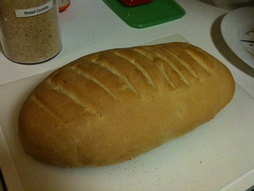 I MADE BREAD!