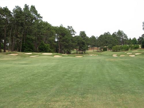 Pinehurst No. Four 4 Golf Course
