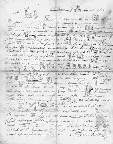 Bruff 's Rare Rebus Letter